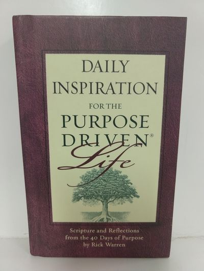 Image for Daily Inspiration for the Purpose-driven Life