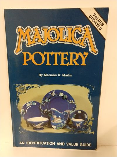 Image for Majolica Pottery: an Identification and Value Guide