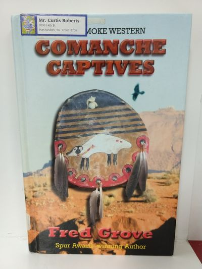 Image for Comanche Captives