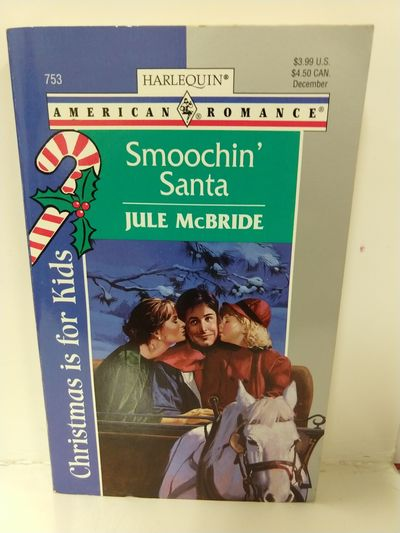 Image for Smoochin' Santa: Christmas is for Kids-the Little Matchmaker