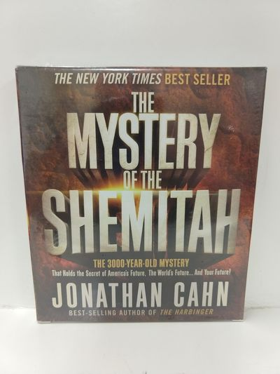 Image for Audiobook-Audio Cd-the Mystery of the Shemitah (5 Cd)