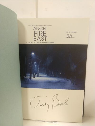 Image for Angel Fire East (SIGNED)