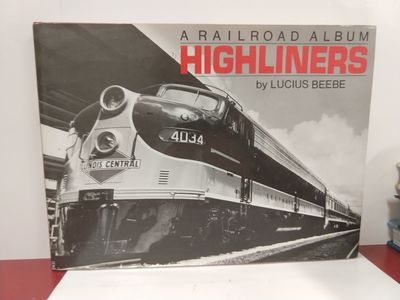 Image for Highliners: A Railroad Album