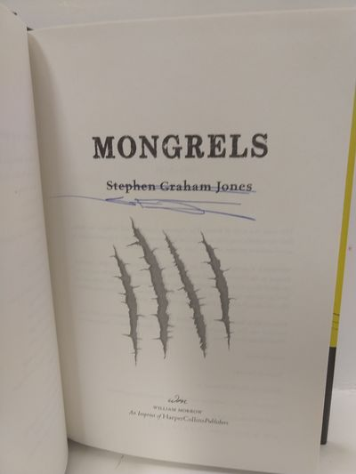 Image for Mongrels (Signed)