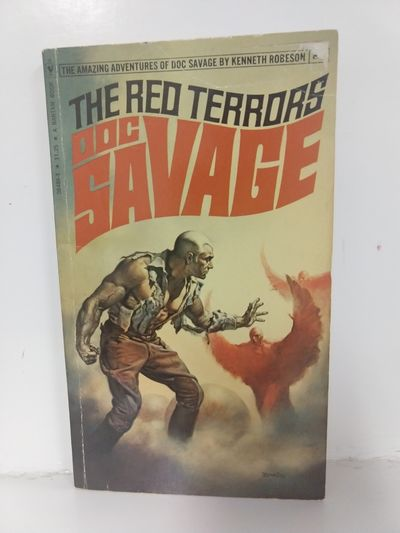 Image for Doc Savage: the Red Terrors (the Amazing Adventures of Doc Savage, No. 83)