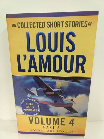 Image for The Collected Short Stories of Louis l'Amour, Volume 4, Part 2: Adventure Stories