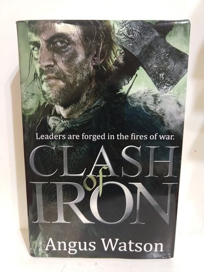Image for Clash of Iron (Iron Age)