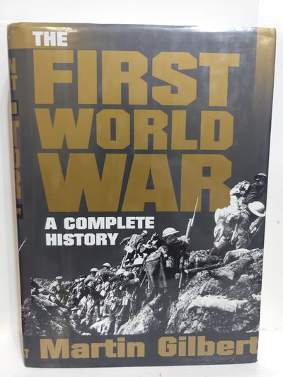 Image for The First World War: A Complete History