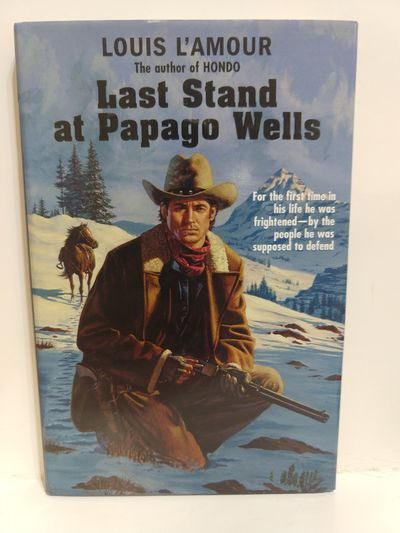 Image for Last Stand at Papago Wells