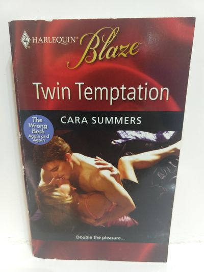 Image for Twin Temptation