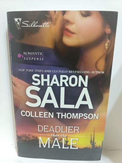 Image for Deadlier Than the Male: an Anthology (Harlequin Romantic Suspense)