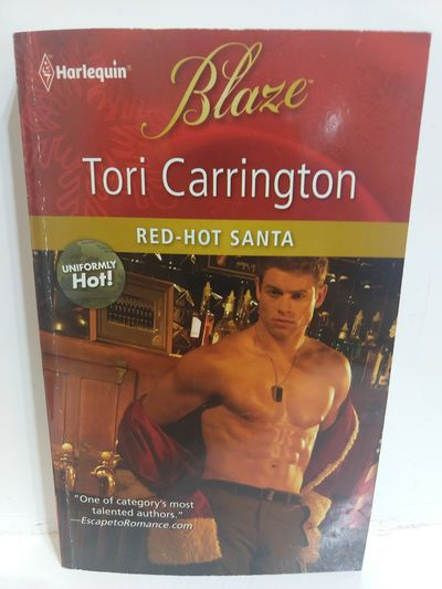 Image for Red-Hot Santa