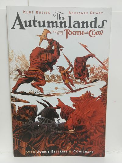 Image for The Autumnlands, Vol. 1: Tooth and Claw