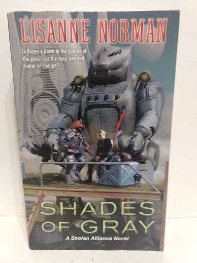 Image for Shades Of Gray (Sholan Alliance)