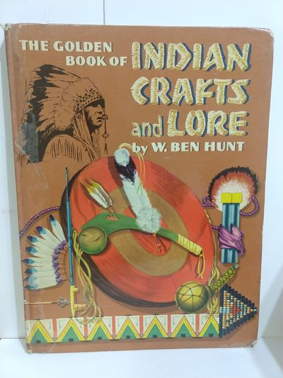 Image for Golden Book of Indian Crafts and Lore