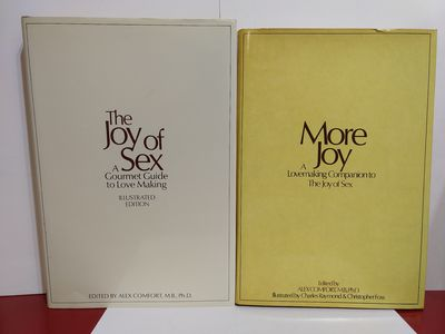 Image for The Joy of Sex and More Joy of Sex Slipcased Set