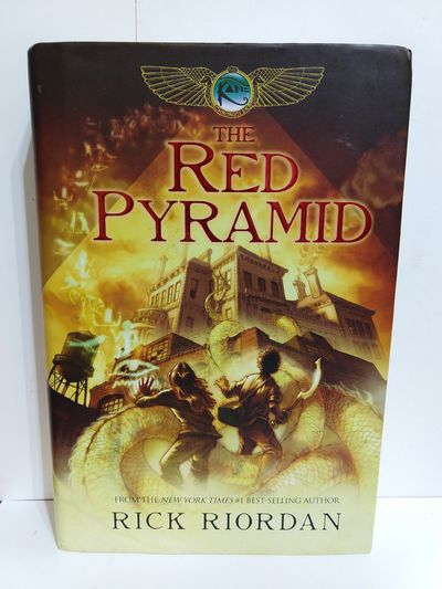 Image for The Red Pyramid (the Kane Chronicles Book 1)