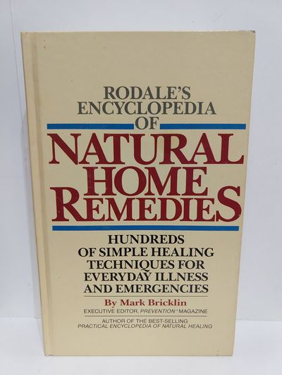 Image for Rodale's Encyclopedia of Natural Home Repair: Hundreds of Simple Healing Techniques for Everyday