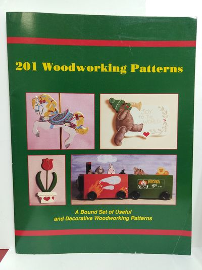 Image for 201 Woodworking Patterns