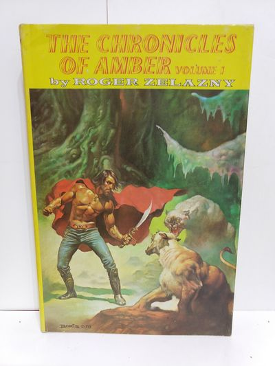 Image for The Chronicles of Amber, Volume 1