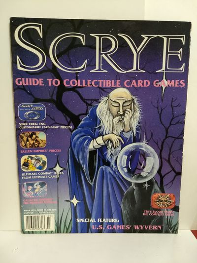 Image for Scrye Magazine #5 March 1995