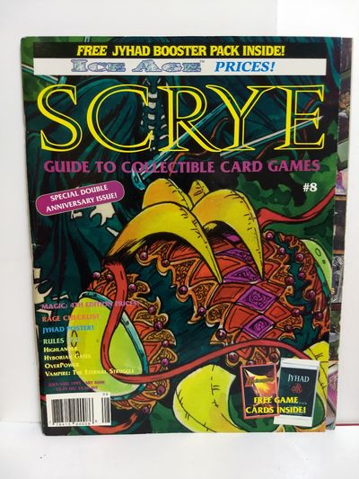 Image for Scrye Magazine #8 July/August 1995
