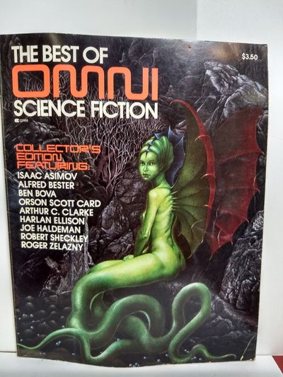 Image for The Best of Omni Science Fiction