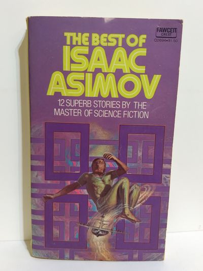Image for The Best of Isaac Asimov