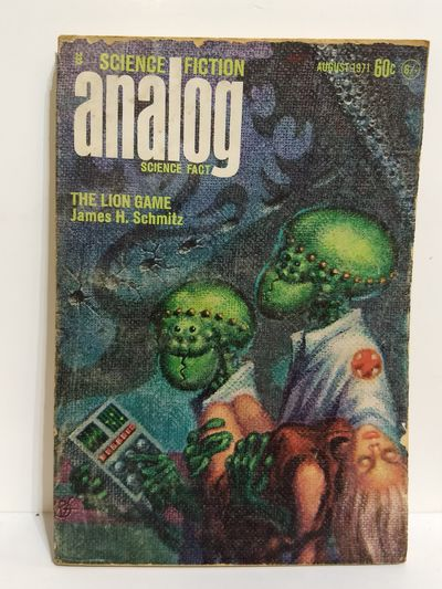 Image for Analog Magazine August 1971
