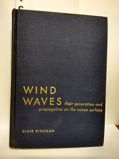 Image for Wind Waves -Their Generation and Propagation on the Ocean Surface