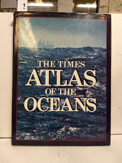 Image for The Times Atlas of the Oceans