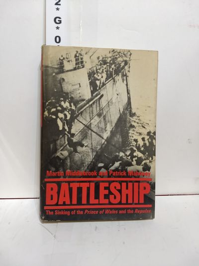 Image for Battleship: The Sinking of the Prince of Wales and the Repulse
