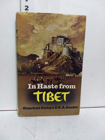 Image for In Haste from Tibet