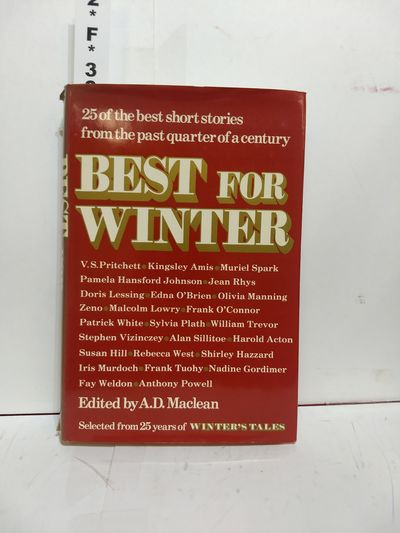 Image for Best for Winter:  A Selection from 25 Years of Winter's Tales