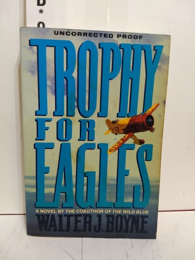 Image for Trophy for Eagles (Uncorrected Proof)