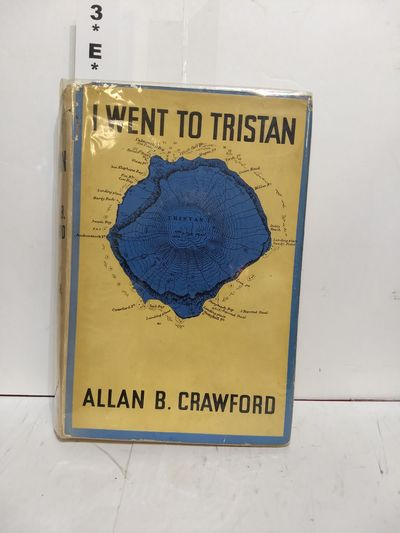 Image for I Went to Tristan