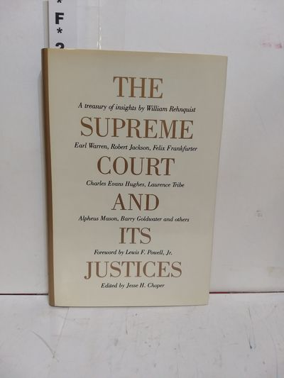 Image for The Supreme Court and Its Justices (the Best of the Aba Journal)