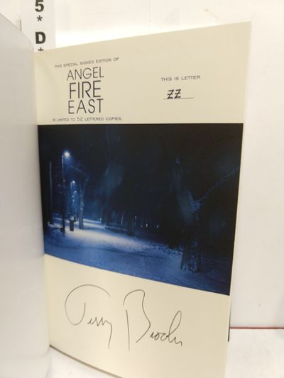 Image for Angel Fire East (SIGNED Lettered Edition)