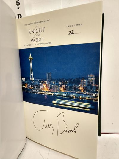 Image for A Knight of the World (SIGNED Lettered Edition)