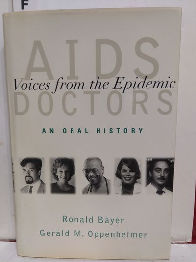 Image for AIDS Doctors: Voices from the Epidemic: an Oral History
