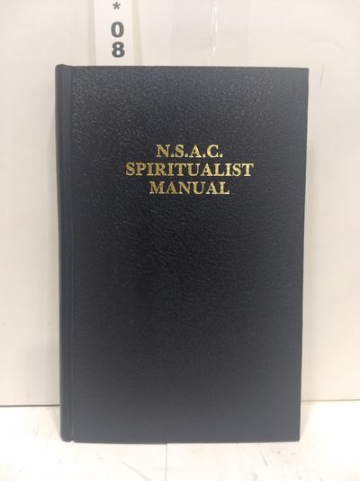 Image for N.S.A.C. Spiritualist Manual