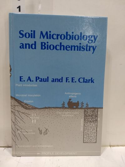 Image for Soil Microbiology And Biochemistry