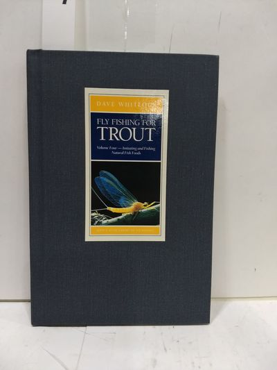 Image for Fly Fishing for Trout Volume 4 -Imitating and Fishing Natural Fish Foods (Lefty's Little Library of)