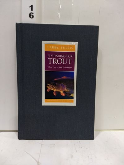 Image for Fly Fishing for Trout Volume 3- Small Fly Techniques (LEfty's Little Library of Fishing)