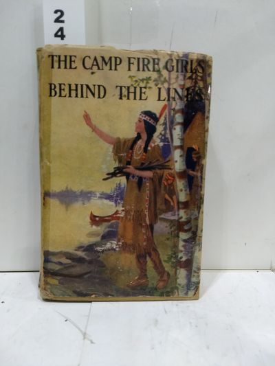 Image for The Camp Fire Girls: Behind the Lines
