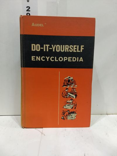 Image for Audels Do-it-Yourself Encyclopedia Illustrated Edition Vol.1