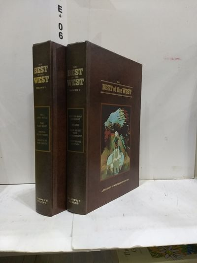Image for The Best of the West: A Treasury of Western Adventure: Volume I and Volume II