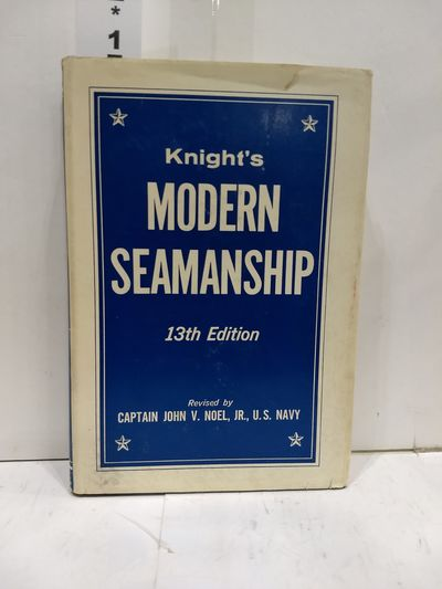 Image for Knight's Modern Seamnaship 13th Edition
