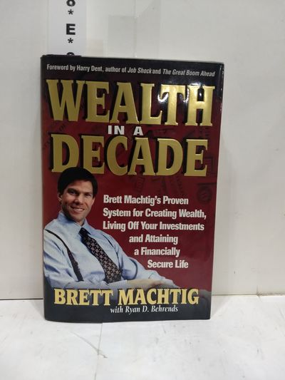 Image for Wealth in a Decade (SIGNED)