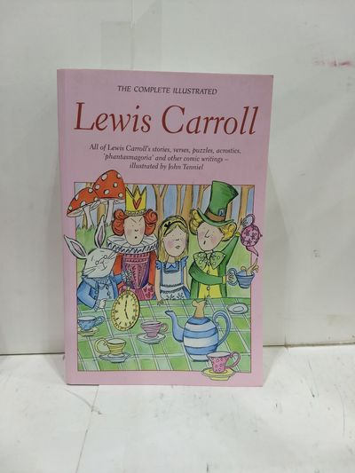 Image for Complete Illustrated Lewis Carroll